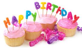 Поздравления с днём рождения на английском языке подруге 357