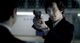 Sherlock. Confronting Moriarty