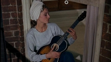 Breakfast at Tiffany's. Moon River