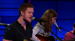 Imagine Dragons - Warriors Acoustic Version Live from PTL
