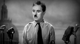 Charles Chaplin's speech from The Great Dictator