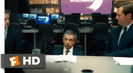 Johnny English Reborn - Rowan Atkinson Chair