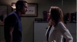 Grey's Anatomy - Jackson and April Final Scene