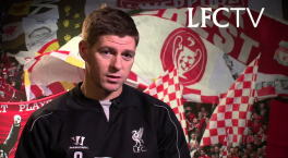 Steven Gerrard - Exclusive interview 5pm, Saturday, Jan 3, LFCTV LFCTV GO
