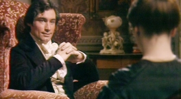 Jane Eyre 1983 - Happy scene after proposal