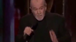 The Best Of George Carlin. About religion.
