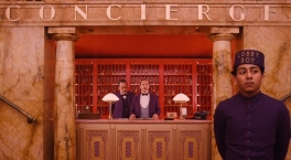 THE GRAND BUDAPEST HOTEL: Interview with Zero