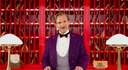 THE GRAND BUDAPEST HOTEL: The Police Are Here