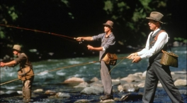 A River Runs Through It - Fishing with Father