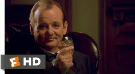 Suntory Time! - Lost in Translation