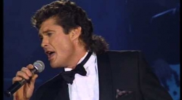 DAVID HASSELHOFF ONE AND ONE MAKE THREE