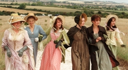 Pride and Prejudice - Everyone behave naturally
