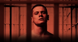 A troubled and explosively violent teenager is transferred to adult prison