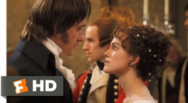Pride Prejudice - Elizabeth and Darcy's Dance