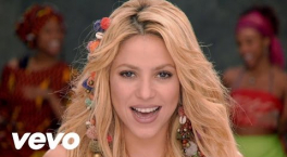 Shakira - Waka Waka This Time for Africa The Official 2010 FIFA World Cup Song