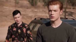 SHAMELESS Last Scene of Ian and Mickey Together