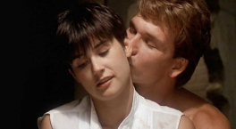 'Ghost'. Unchained Melody. Righteous Brothers
