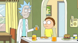 Rick and Morty: Rick Talks About Love