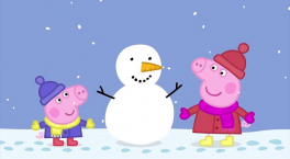 Peppa Pig - Snow full episode