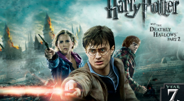 Harry Potter and the Deathly Hallows part 2 - Snape's memories part 2 HD