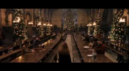 Harry Potter and the PhilosopheHarryr's Stone - christmas at Hogwarts HD
