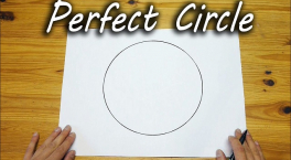 DaveHax - How to Draw a Freehand Circle