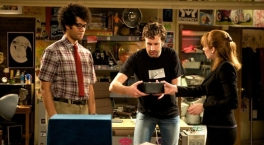 The IT Crowd. The Internet