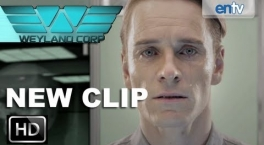 Prometheus David Weyland Android Commercial