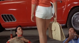 Viva Las Vegas. Elvis Presley, Ann Margret - The Lady Loves Me