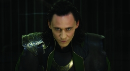 The Avengers. Loki Imprisoned
