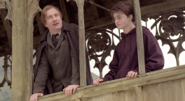 Harry talks to Lupin - Harry Potter and the Prisoner of Azkaban
