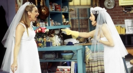 FRIENDS - The One With All The Wedding Dresses